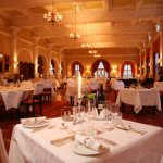 The Livingstone Room, Victoria Falls Hotel