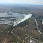 Victoria Falls, 65km upstream from where the Batoka Dam project is meant to take place