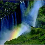 Victoria Falls where the recent UNWTO General Assembly was held