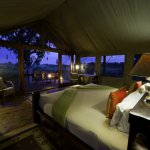 Little Tubu a refurbished hideaway in Botswana is the perfect getaway for the discerning wildlife seeker