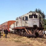Mulobezi Train