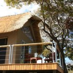 One of the 8 barefoot luxury chalets