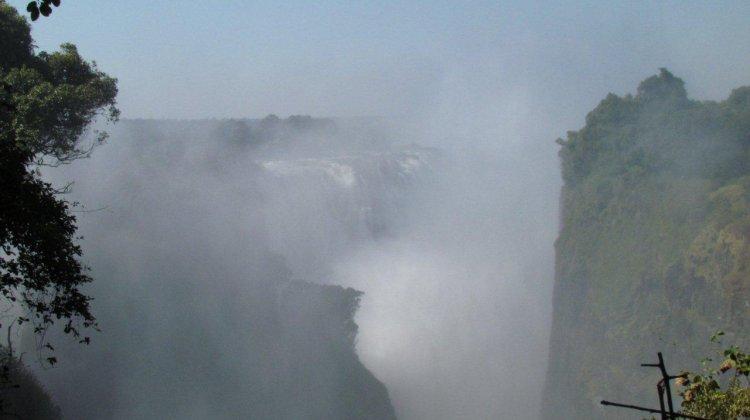 Victoria Falls - Devils Cataract