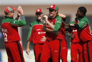 Zim Cricket Team