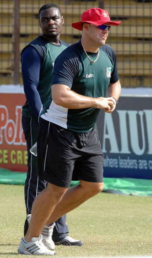 Heath Streak, ex-Zimbabwe captain