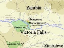Victoria Falls - Zimbabwe and Zambia