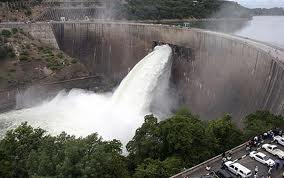 Kariba Dam Wall Zimbabwe