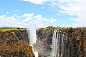 Photo by Jared Bombaci / UGC - Victoria Falls, Zimbabwe