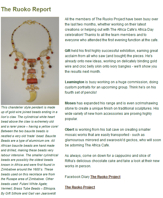 Ophelia S Adornments Blog May 2012: April Adornment And May's Munificence