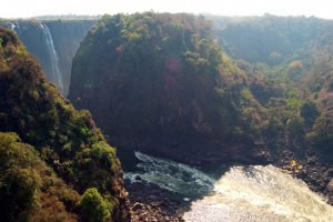 The Zambezi River in Zambia    Photographer: OARS