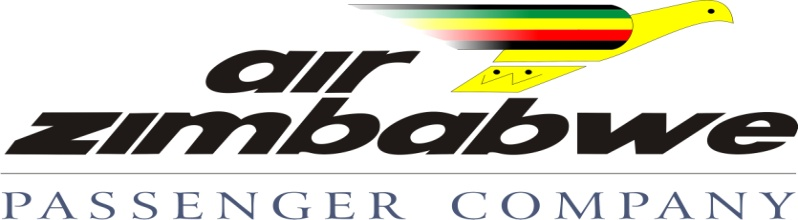 Air Zimbabwe Schedule