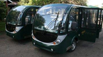 bushtracks africa solar powered buses