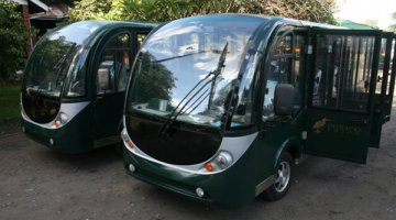 bushtracks africa solar powered buses