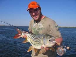 Tiger fishing in Lake Kariba is always exciting and a thrill