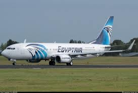 Egypt Air returns Harare skies