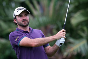 Ryan Cairns at the Zambia Sugar Open 2013