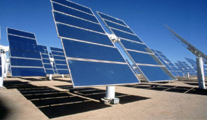 livingstone solar energy plant