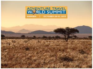 Adventure World Travel Summit 2013