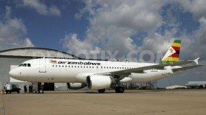Air Zimbabwe's new A320