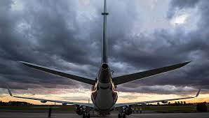 Air Zimbabwe leased a 50 seater Embraer Jet