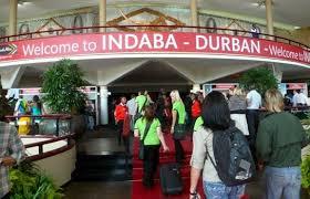 Indaba 2013 entrance