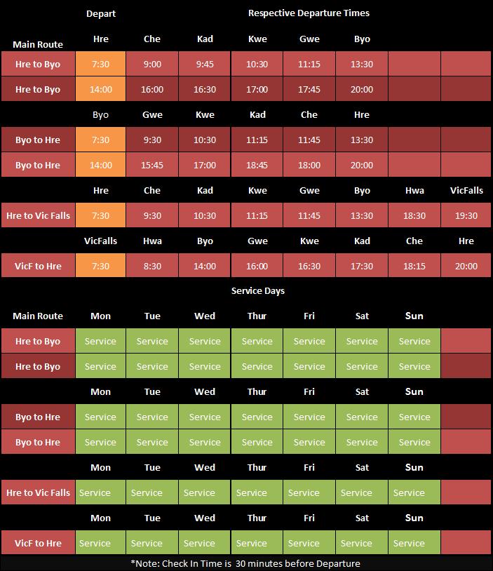 pathfinder schedule 1