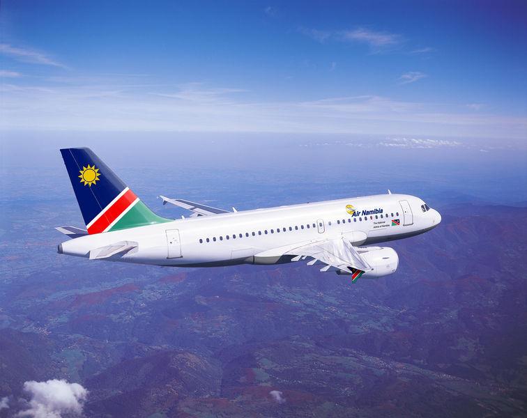Air Namibia's Airbus A319