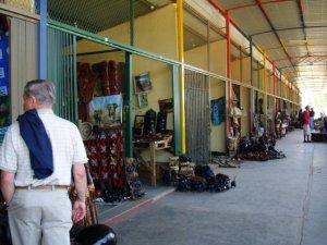 Livingstones Curio Market