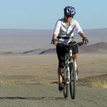 Isabel cycling