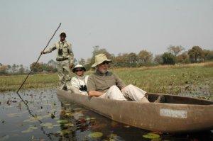 Sandibe Okavango Safari Lodge safari