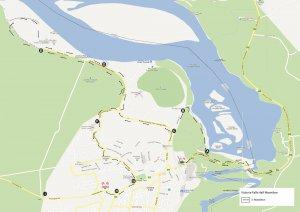 Vic Falls Half Marathon
