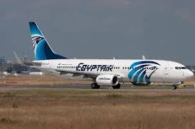 Egypt Air Boeing 737-900