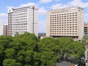 Meikles Hotel, Harare, Zimbabwe