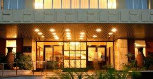 Rainbow Hotel Bulawayo - Entrance