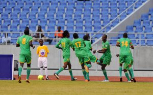 2013 Cosafa Cup - Semi Finals - Zimbabwe v Lesotho - Levy Mwanawasa Stadium - Zambia