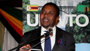 Walter Mzembi discusses UNWTO
