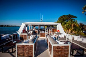Zambezi Explorer Top Deck