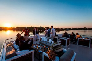 Zambezi Explorer sunset cruise