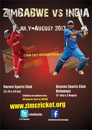 Zimbabwe India Tour
