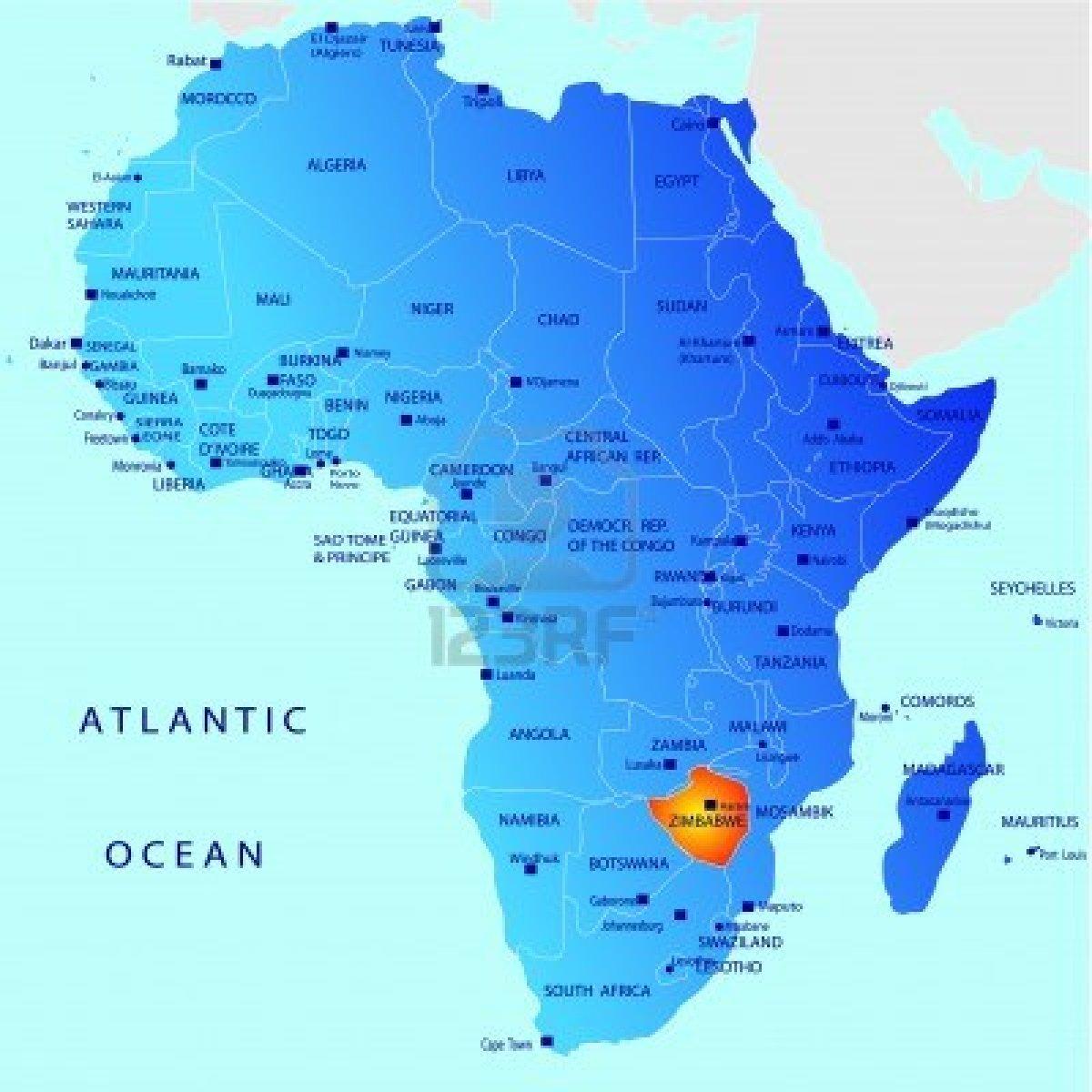 Great Zimbabwe World Map.Zimbabwe Benefits From Tourism As An Economic Development Tool