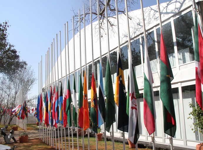 Conference Centre for UNWTO General Assembly