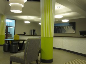 Cresta Sprayview Reception Area