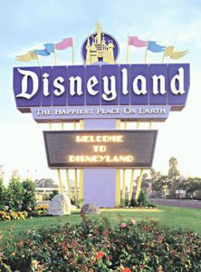 Disneyland in Africa