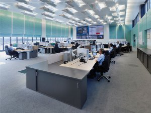 Intergrated Operational Control Centre (IOCC)