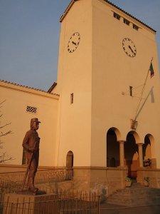 Livingstone Museum in Zambia