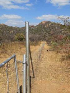Matopos Fence 1