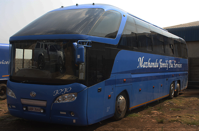 How To Get From Lusaka To Livingstone