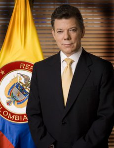 Colombian President Juan Manuel Santos himself delivered his country's enthusiasm to host 21st General Assembly.