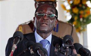 President R.G. Mugabe of Zimbabwe