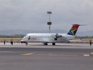 South African Express Bombardier CRJ 200